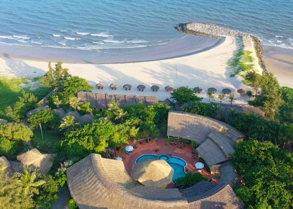 Beach Resort in Phan Thiet, Mui Ne ~ Resort Bãi biển ở Phan Thiết, Mũi Né